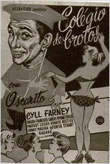 Poster do filme Colégio de Brotos