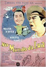 Poster do filme No Mundo da Lua