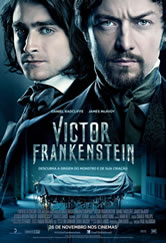 Poster do filme Victor Frankenstein