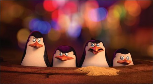 Imagem 1 do filme Os Pinguins de Madagascar