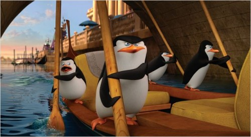 Imagem 3 do filme Os Pinguins de Madagascar