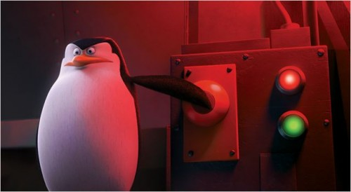 Imagem 4 do filme Os Pinguins de Madagascar