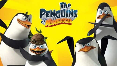 Imagem 5 do filme Os Pinguins de Madagascar