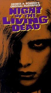 Poster do filme A Noite dos Mortos-Vivos