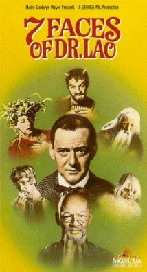 Poster do filme As 7 Faces do Dr. Lao