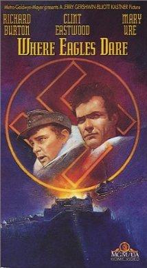 Poster do filme O Desafio das Águias
