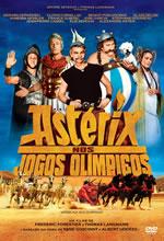 Poster do filme Asterix nos Jogos Olímpicos