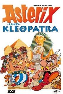 Poster do filme Astérix e Cleópatra
