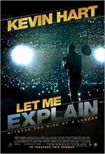 Poster do filme Kevin Hart: Let Me Explain