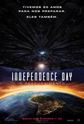 Poster do filme Independence Day 2: O Ressurgimento