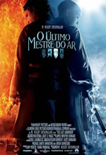 Poster do filme Avatar: O Último Mestre do Ar