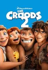 Poster do filme Os Croods 2