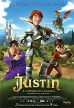 Poster do filme Justin e a Espada da Coragem