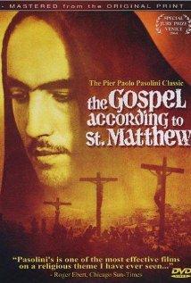 Poster do filme O Evangelho Segundo São Mateus