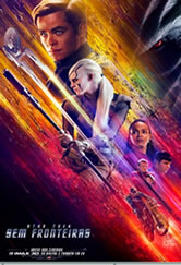 Poster do filme Star Trek: Sem Fronteiras