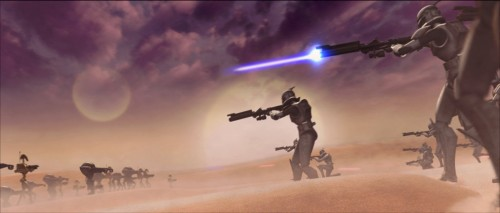 Imagem 3 do filme Star Wars: The Clone Wars