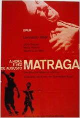 Poster do filme A Hora e Vez de Augusto Matraga