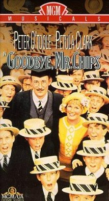 Poster do filme Adeus, Mr. Chips