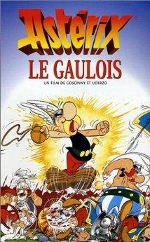 Poster do filme Asterix, o Gaulês