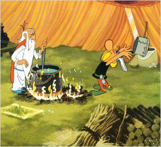 Imagem 2 do filme Asterix, o Gaulês