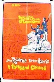 Poster do filme Mil Palhaços