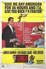 Poster do filme 36 Horas