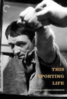 Poster do filme This Sporting Life