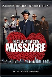 Poster do filme O Massacre de Chicago