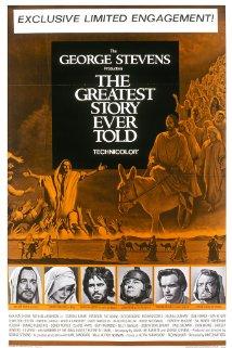 Poster do filme A Maior História de Todos os Tempos