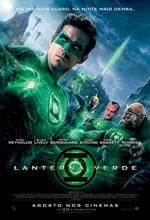 Poster do filme Lanterna Verde