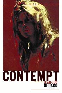 Poster do filme O Desprezo