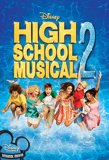 Poster do filme High School Musical 2