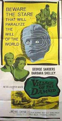 Poster do filme A Aldeia dos Amaldiçoados