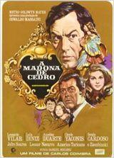 Poster do filme A Madona de Cedro