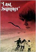 Poster do filme O Último Verão