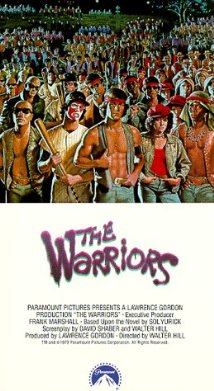 Poster do filme Warriors - Os Selvagens da Noite