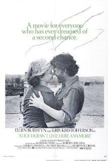 Poster do filme Alice Não Mora Mais Aqui