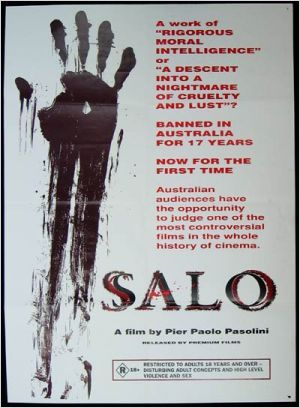 Imagem 1 do filme Saló ou 120 Dias de Sodoma