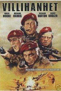 Poster do filme Selvagens Cães de Guerra
