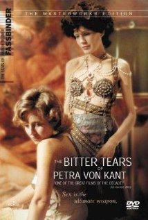 Poster do filme As Lágrimas Amargas de Petra von Kant