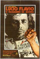 Poster do filme Lúcio Flávio, o Passageiro da Agonia