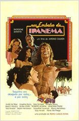 Poster do filme Nos Embalos de Ipanema
