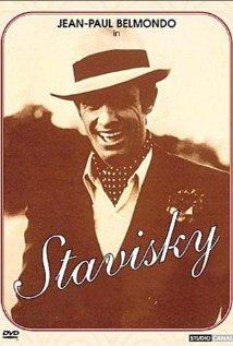 Poster do filme Stavisky ou o Império de Alexandre