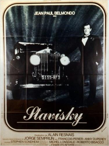 Imagem 1 do filme Stavisky ou o Império de Alexandre