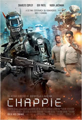 Poster do filme Chappie