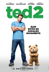 Poster do filme Ted 2