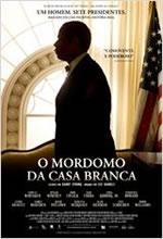 Poster do filme O Mordomo da Casa Branca