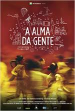 Poster do filme A Alma da Gente