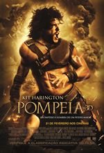 Poster do filme Pompeia