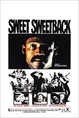 Poster do filme Sweet Sweetback's Baadasssss Song